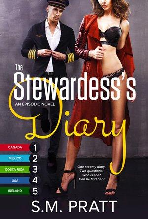 The Stewardess's Diary (1-5)