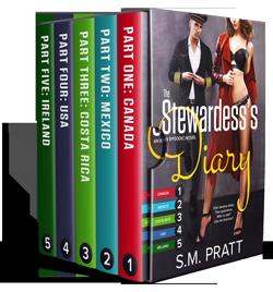 The Stewardess's Diary - Episodes 1-5